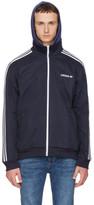 adidas Navy Beckenbauer Track Jacket