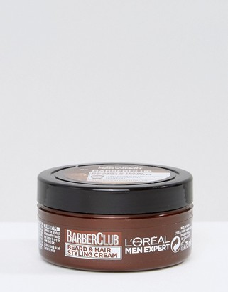 L'Oreal Men Expert Barber Club Beard and Hair Pomade 75ml