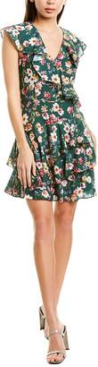 Parker Ruffle A-Line Dress