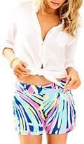Lilly Pulitzer Callahan Printed Shorts