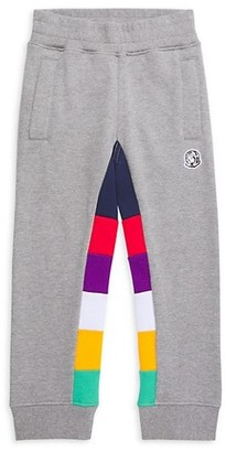 Billionaire Boys Club Little Boy's & Boy's Colorblock Sweatpants