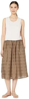 Prana Perry Midi Dress (Mud) Women's Dress