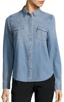 Levi's Seascape Western Button Front Shirt
