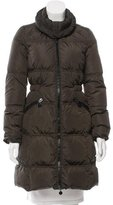 Moncler Maigre Down Coat