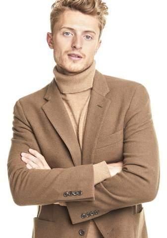 Todd Snyder Made in USA Unconstructed Basket Weave Sport Coat in Dark Camel