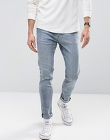 Weekday Form Super Skinny Jeans Bench Blue