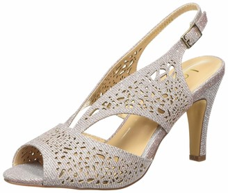 Lotus Women Amelia Open Toe Heels