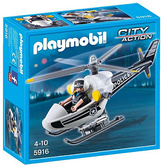 Playmobil 5916 Police Helicopter