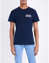 A.p.c. Brand-logo Cotton-jersey T-shirt