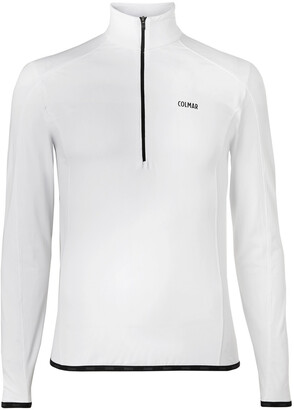 Colmar Slim-Fit Fleece-Back Thermotec Half-Zip Ski Base Layer