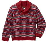 Tea Collection Hiroki Sweater (Toddler Boys & Little Boys)