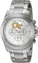 Game Time Women's COL-TBY-GT Knock-Out Analog Display Japanese Quartz Silver Watch