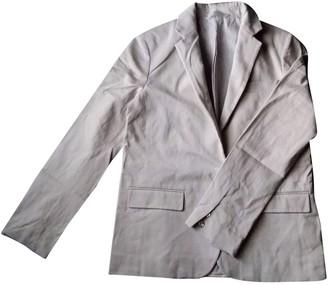 Reed Krakoff Beige Cotton Jacket for Women