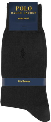 Polo Ralph Lauren Logo Knit Socks
