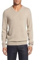 Nordstrom Men's Cashmere V-Neck Sweater