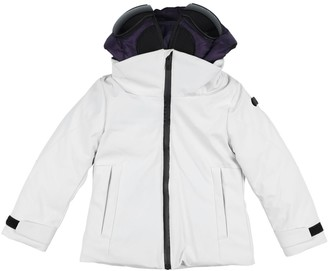 AI Riders On The Storm Synthetic Down Jackets