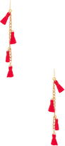 Vanessa Mooney X REVOLVE Tassel Earrings