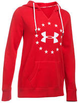Under Armour Freedom Favorite Fleece Logo Hoodie