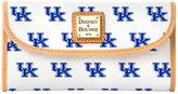 Dooney & Bourke Kentucky Wildcats Large Continental Clutch