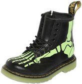 Dr. Martens Glow In The Dark Printed Leather Boots