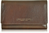 The Bridge Passpartout Donna Dark Brown Leather Women's Wallet