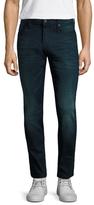 Scotch & Soda Tye Treasure Trove Slim Jeans