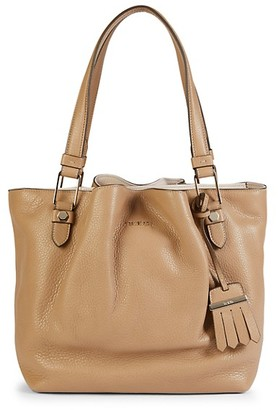 Tod's Top Handle Leather Bag