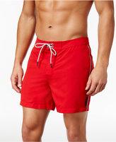 Michael Kors Men's Side Stripe Board Shorts