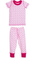 Masala Baby Organic PJ's Short Sleeve (Toddler, Little Kids & Big Kids)