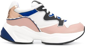 Liu Jo Chunky Low Top Sneakers