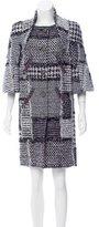 Chanel Paris-Dubai Patchwork Tweed Longline Jacket w/ Tags