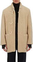 Lemaire MEN'S NUBBY WOOL-BLEND COAT