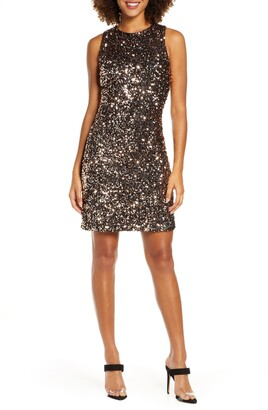 Sam Edelman Sequin Shift Dress