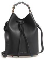 KENDALL + KYLIE Mini Ladie Bucket Bag - Black