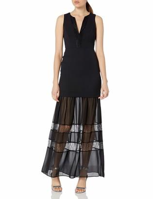 BCBGeneration Women's Sheath Long Dress
