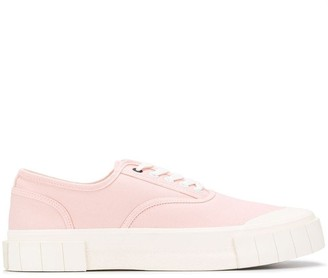 Good News Lace-Up Sneakers