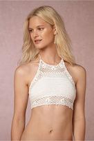 BHLDN Kate Crochet Bikini Top