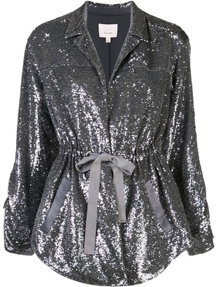 Cinq à Sept Mathieu sequinned jacket