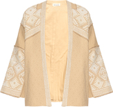 Masscob Millor embroidered cotton jacket