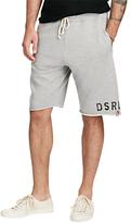 Denim & Supply Ralph Lauren Cut-off Shorts, Grey