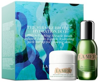 La Mer The Miracle Broth Hydration Duo
