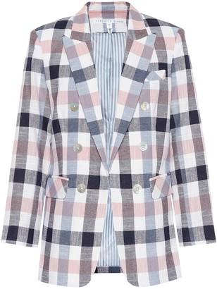 Veronica Beard Bexley Dickey cotton-blend blazer