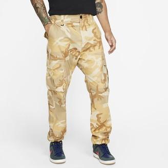 Nike Men's Camo Skate Cargo Pants SB Flex FTM