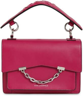 Karl Lagerfeld Paris SEVEN SMALL LEATHER BAG