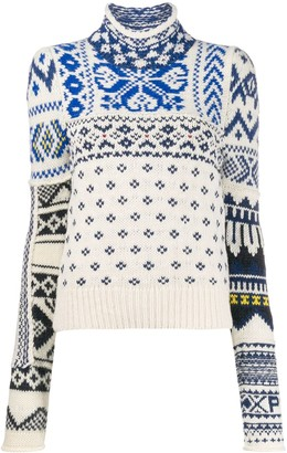 Polo Ralph Lauren winter motifs jumper