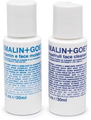 Malin+Goetz Face Essentials Duo