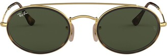 Ray-Ban Oval Double Bridge sunglasses