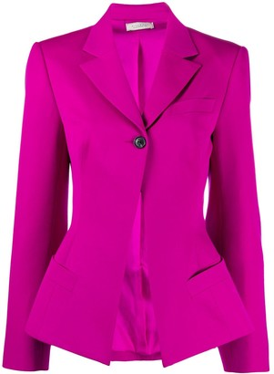 Nina Ricci Structured Fit Blazer