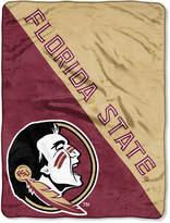"Northwest Company Florida State Seminoles Micro Raschel 46x60 ""Halftone"" Blanket"