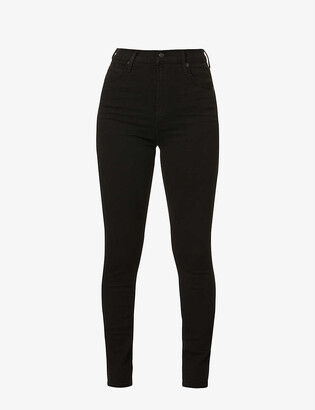 Citizens of Humanity Chrissy skinny high-rise jeans